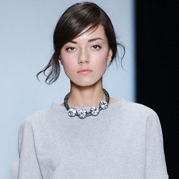 How to Pair Every Sweater You Own With a Necklace