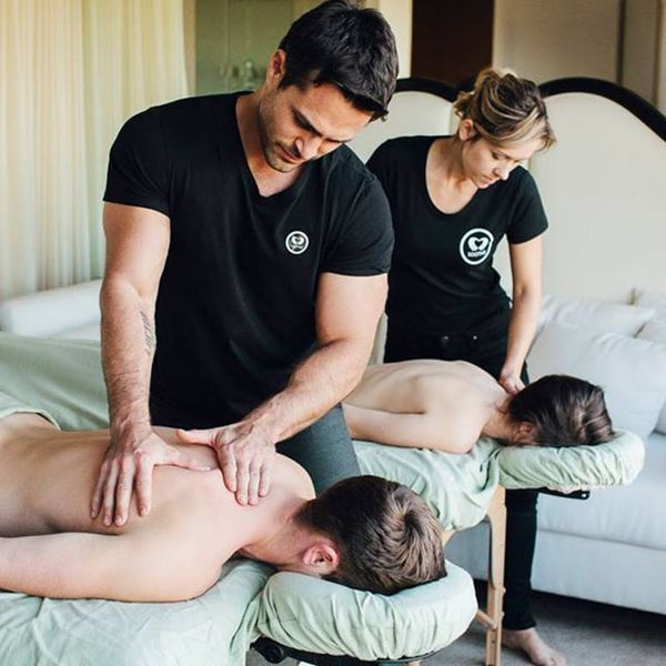 On-Demand Massages Might Be the Best Valentine's Gift Idea EVER