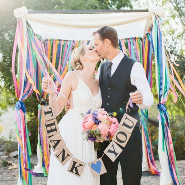 13 Creative Chuppahs for Your Wedding