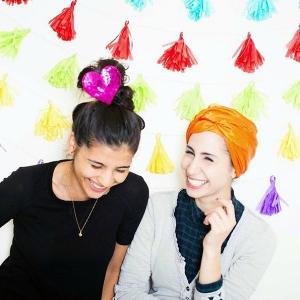 These BFF Makers Are a DIY + Fashion Dream Team