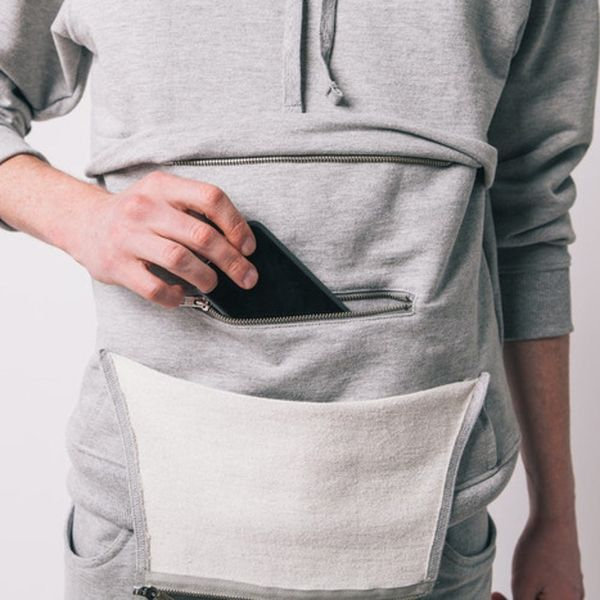 Did This Kickstarter Just Reinvent the Hoodie?