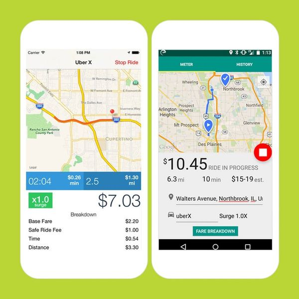 Say Bye to Expensive Uber Rides With This Real Time Meter App