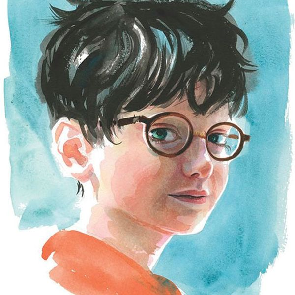 The Harry Potter Series Just Got a Gorgeous Illustrated Makeover