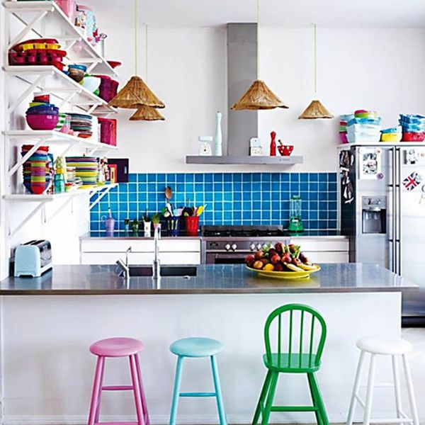 13 Kickin' Kitchens That Rock Open Shelving