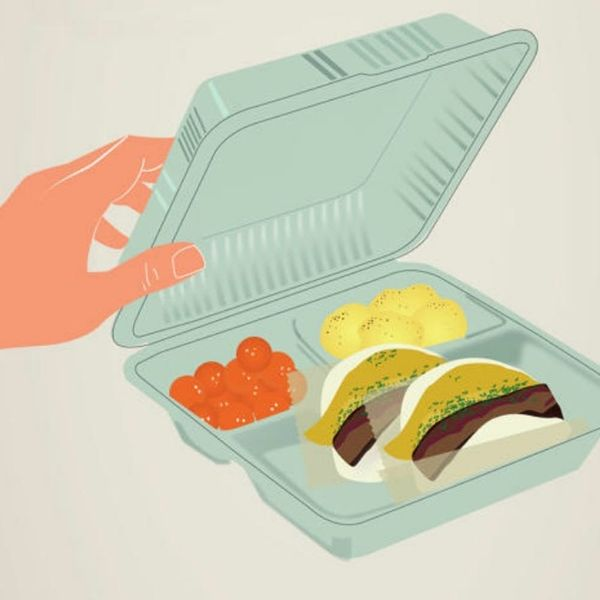 This Reusable Takeout Box Is the Answer to Our Lunchtime Woes