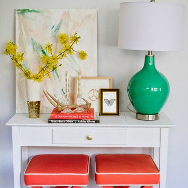 11 Hacks for Creating an Entry Way When You Don't Have One