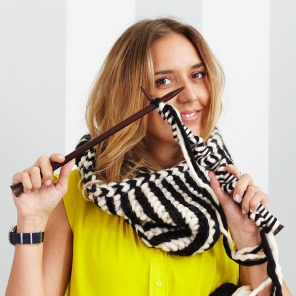13 Chunky Scarves You Can Actually Make