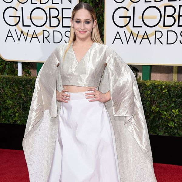 14 Golden Globe Dresses That Could Be Wedding Dresses