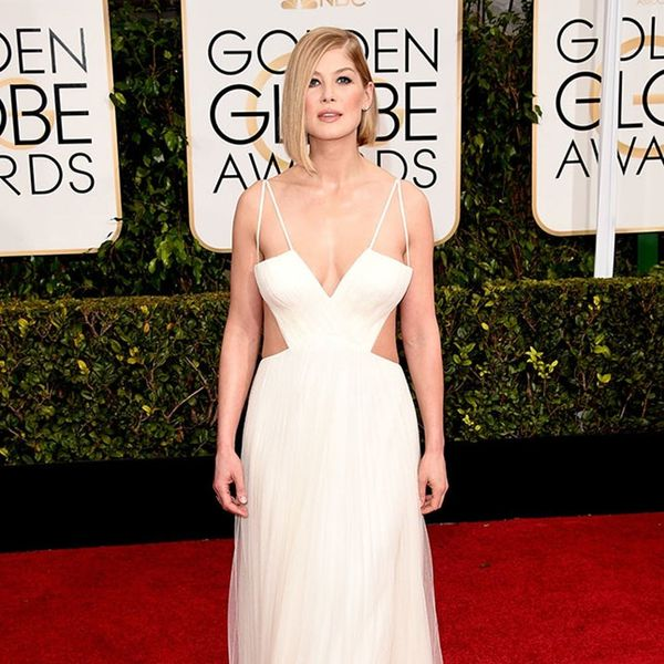 12 of the Top Red Carpet Trends from This Year's Golden Globes