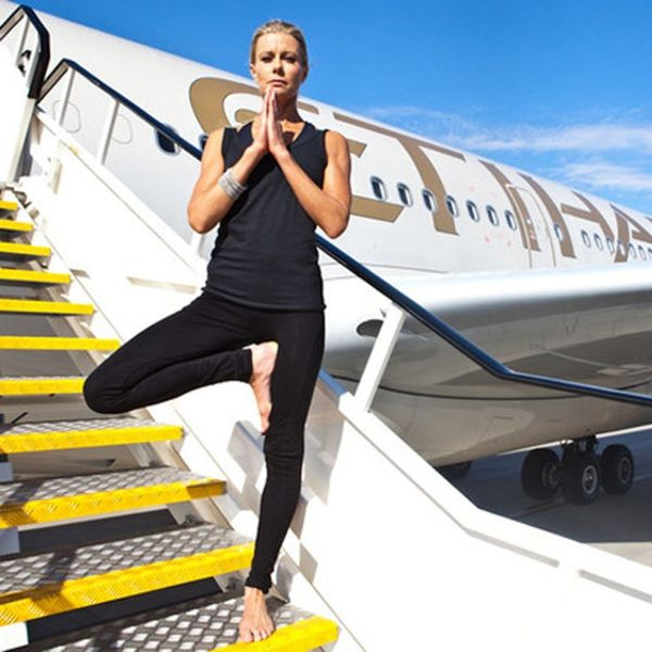 10 Easy Ways to Exercise on Your Next Flight