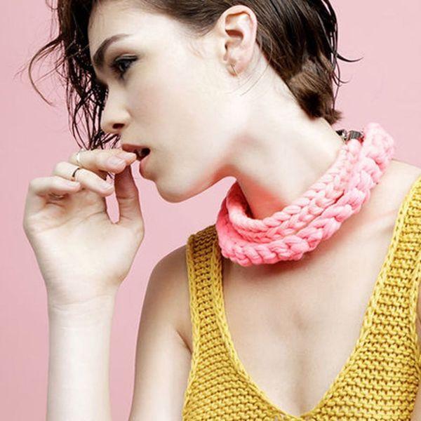 '90s Girls Rejoice: 10 Super Cool Choker Necklaces