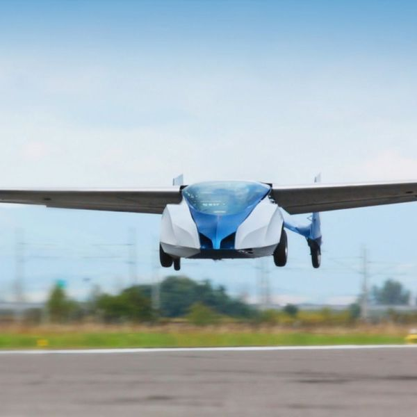 PSA: Flying Cars Now Exist!