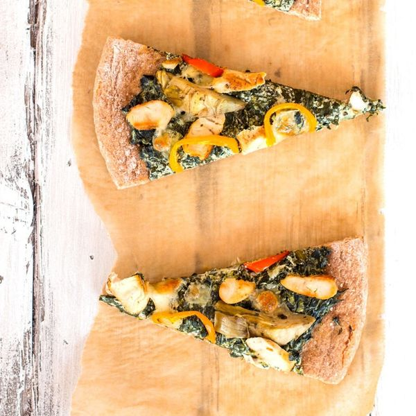 More Pizza, Please! Try These 16 Healthy Pies Today