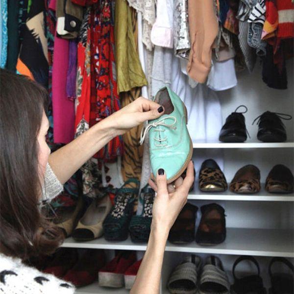See How Bri Emery Keeps Her Closet Organized