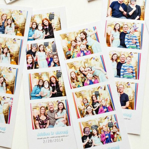 9 DIY Ways to Show Off Your Photo Booth Pics