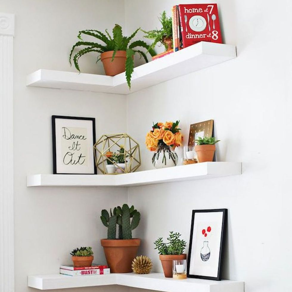 8 Corner Storage Solutions to Rule Your Small Space