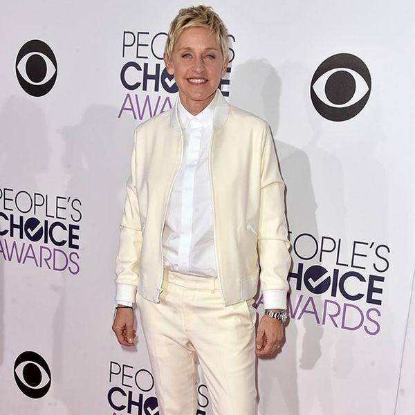 Ellen DeGeneres Is Launching a Clothing Line