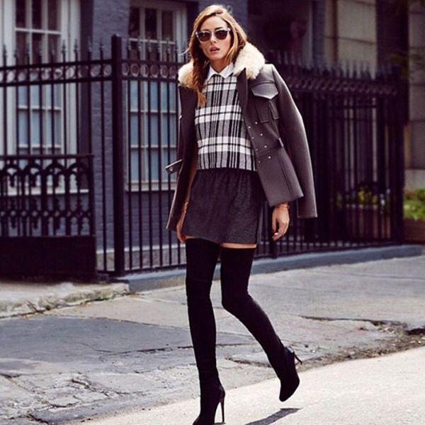 11 Times Olivia Palermo's Winter Style Ruled