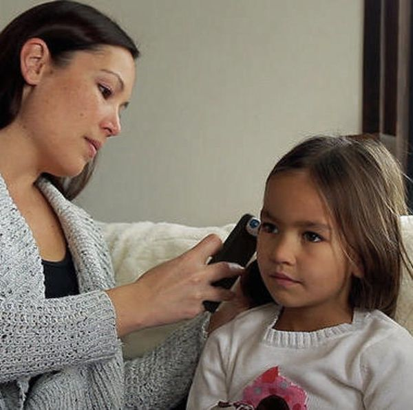 Ear Infection? Your Phone Becomes Your Doc With This Kit