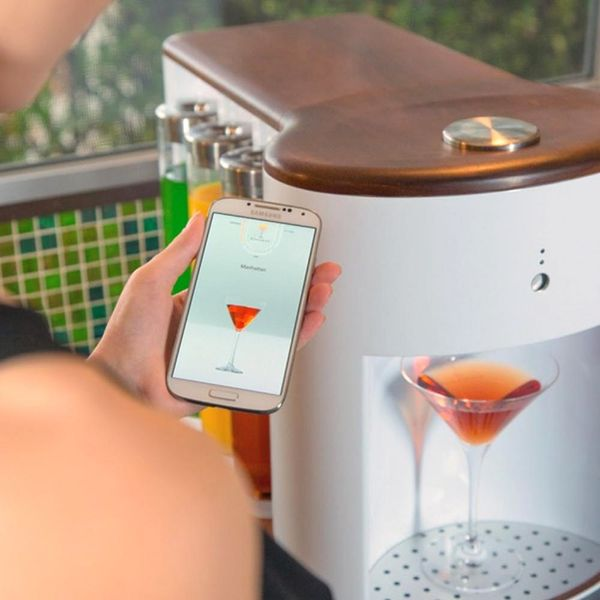 Move Over Keurig, This Machine Brews Booze