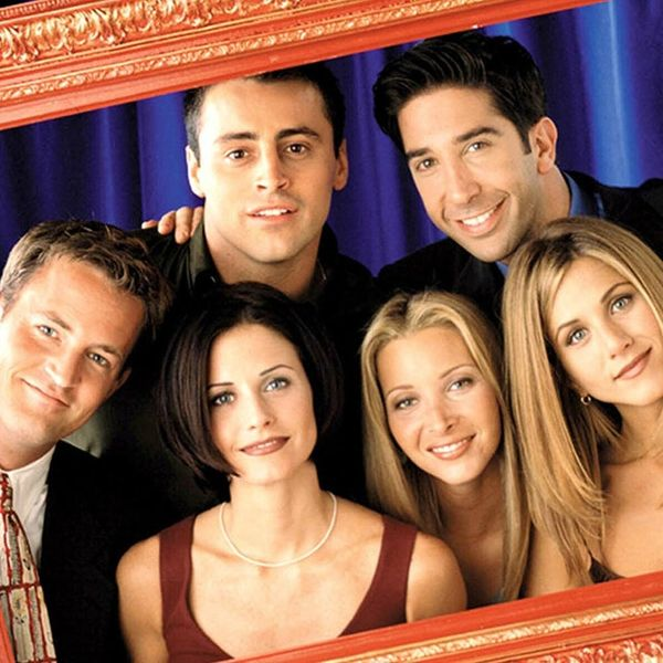 Friends on Netflix?! How to Throw a Friends-Themed Viewing Party