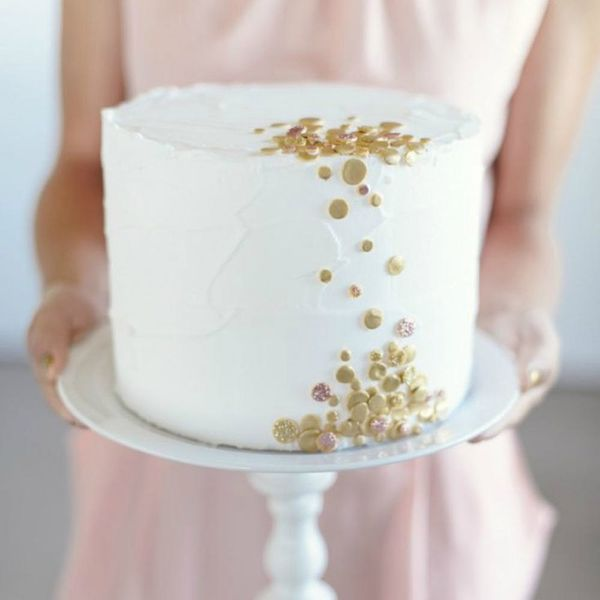 10 New Year's Eve Cakes to Go With That Bubbly