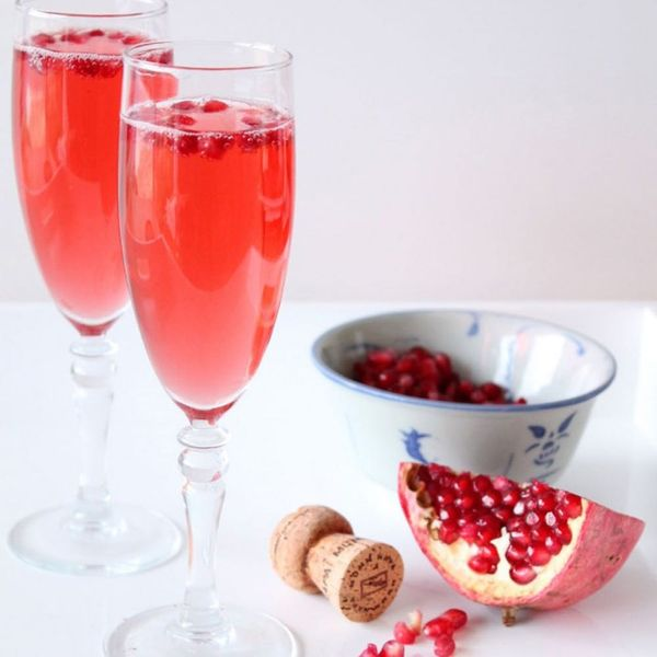 15 Champagne Cocktails to Toast 2015 All Year Long