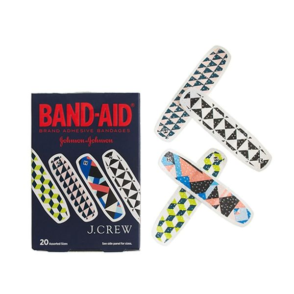 J.Crew Is Making Band-Aids 2015's Hottest Accessory