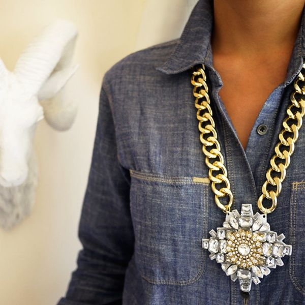 75 Chic Necklaces You Can DIY