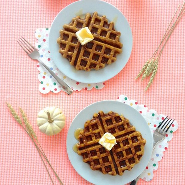 90 Waffle Recipes You Can Eat for Breakfast, Lunch, Dinner AND Dessert