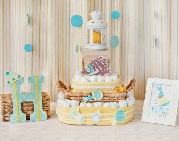 10 Adorable Ideas for a Winter Baby Shower