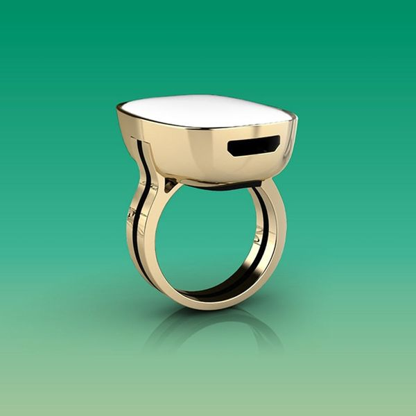 Mood Rings + Wearables Had a Baby and This Pretty Ring Is It