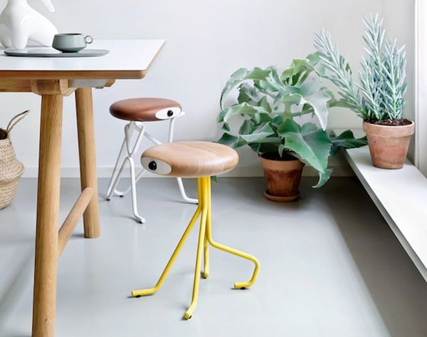 Add These Cyclops Stools to Your Wish List