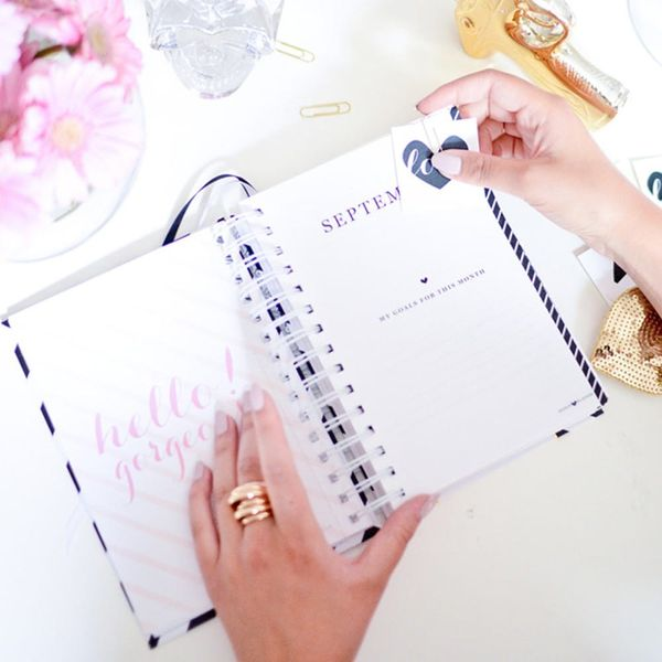 12 Pretty Planners Your 2015 Schedule Needs