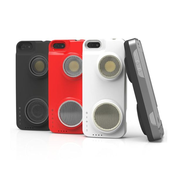This Case Turns Your Phone into a Mini Boombox