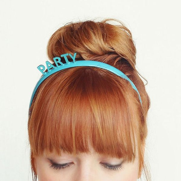Up Your NYE Game With DIY Party Headbands