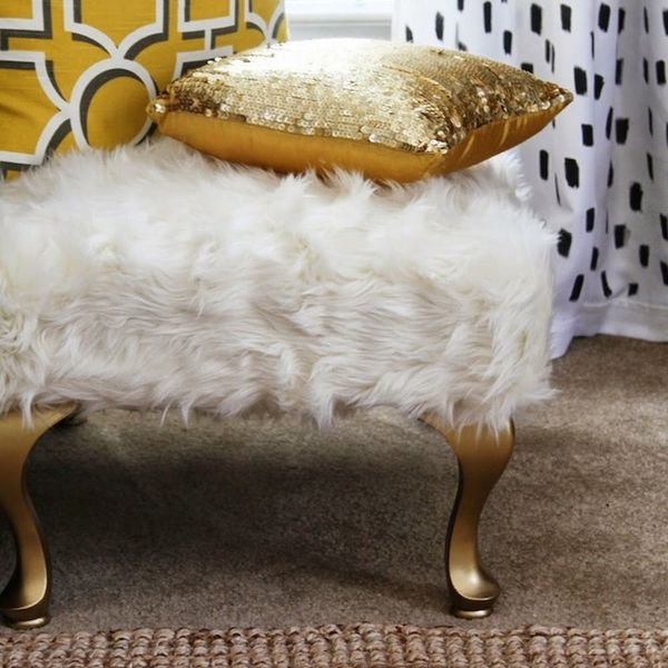 Keep Cozy With These 20 Faux Fur DIYs
