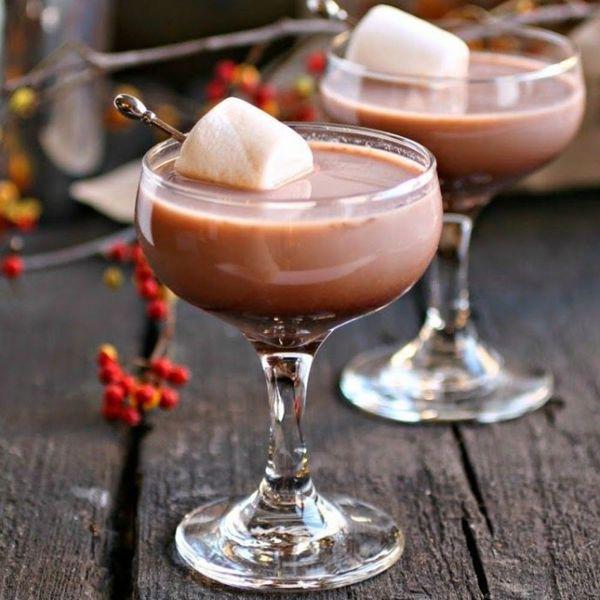 15 Non-Traditional Hot Cocoa Recipes for Winter
