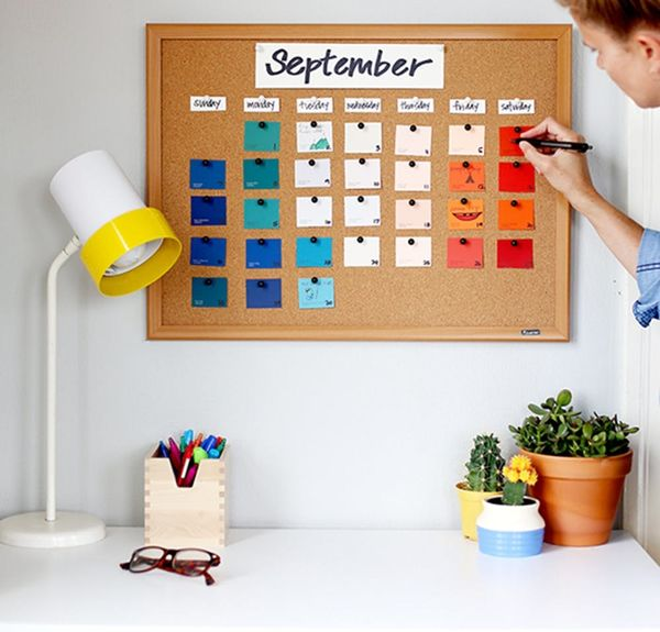 12 2015 Calendars to DIY Just in Time