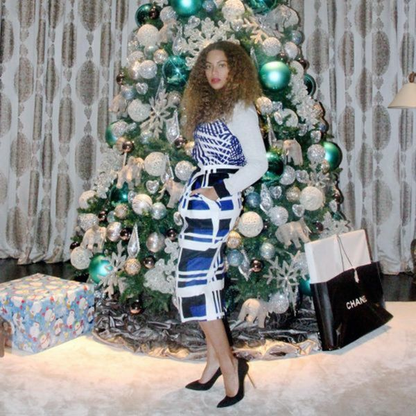 Ring the Alarm, Beyoncé's Christmas Card Is the Best