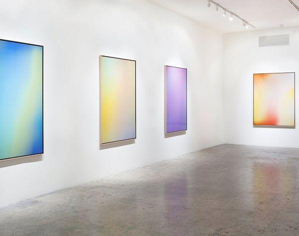 WHOA. These Paintings Change Shape
