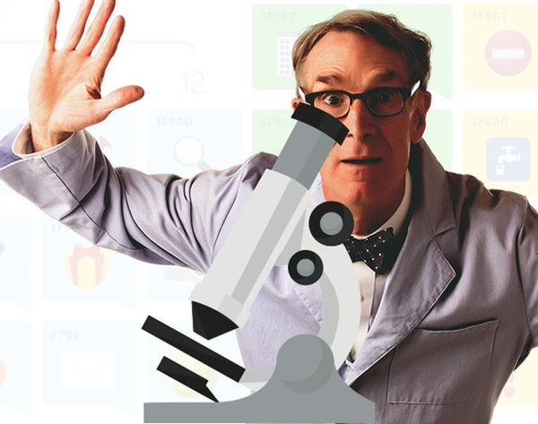 Bill Nye Explains Science With Emoji… You're Welcome.