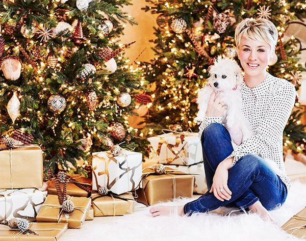 DIY Your Way to Kaley Cuoco's Fairytale Holiday Home