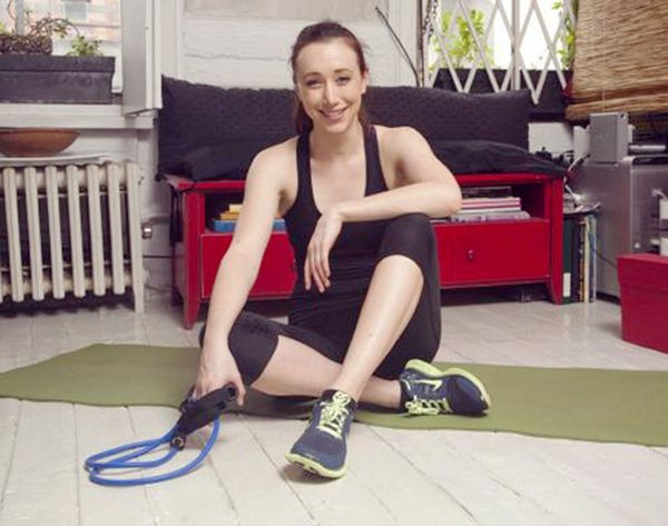 10 Non-Gym Workouts You Can Do in Super Small Spaces