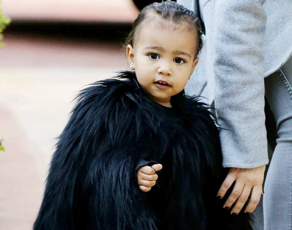 5 Style Tips You Should Take from North West (Um, Really)