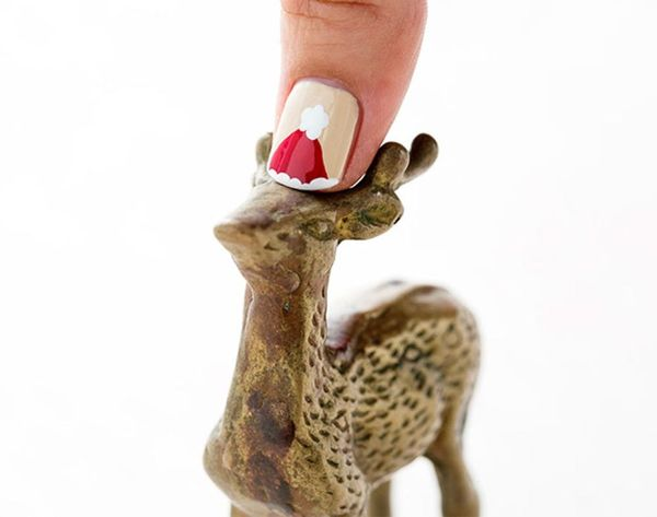 24 Holiday Nail Art Designs to Try This Week
