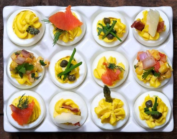 14 Fancy Finger Foods for a Party Worthy of Beyoncé