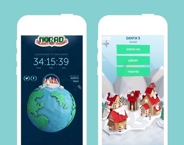 11 Apps That'll Get You in the Holiday Spirit