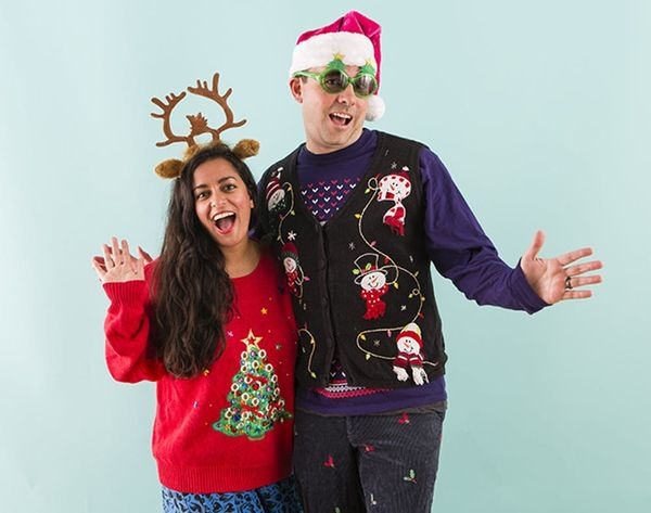 Get Tacky! Share Your Tacky Christmas Sweater and Win $250