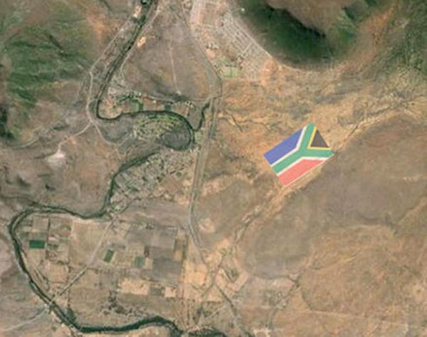 You Can Help Build This GIant Flag That Will Be Visible from Space